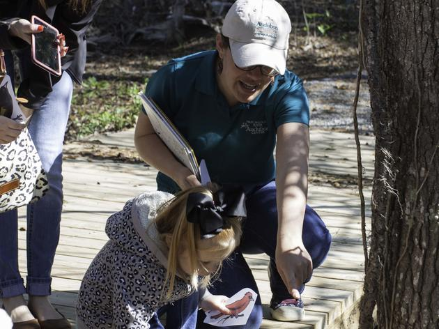 EDUCATION A MAIN FOCUS OF AUDUBON MISSISSIPPI'S MISSION AND OUTREACH
